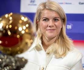 Sjogren played down any hope of Hegerberg ending her international exile. AFP