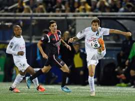 Football: NASL sues US soccer over division status switch