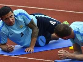 Tim Cahill ya tendría nuevo equipo. AFP