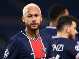 Un retour de Neymar au Barça en 2022 ?. afp