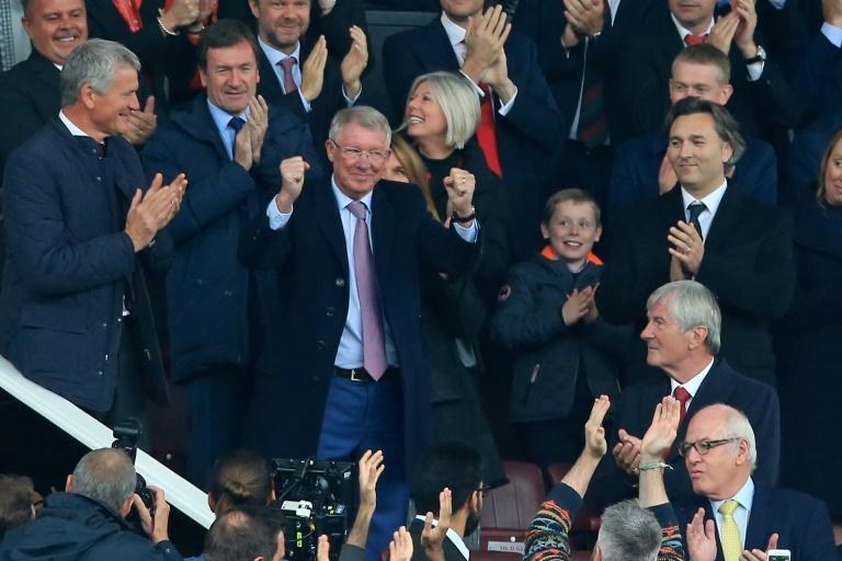 Ferguson regresará al banquillo de Old Trafford