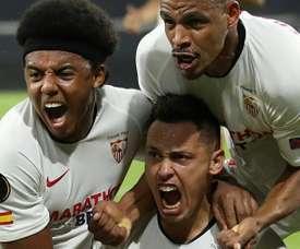 Sevilla down Wolves, Shakhtar thump Basel to reach Europa League semis