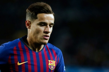 Bayern paid 8.5 million euros for Coutinho. AFP