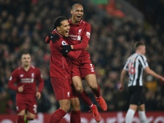 Flexible Fabinho eases burden on Liverpool's injury-hit defence