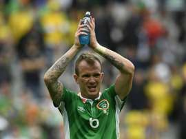 Glenn Whelan is set to win his 85th and final cap. AFP