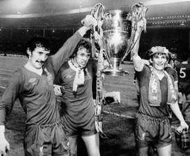 El Liverpool fue el primer equipo inglés con un jugador 'cafetero'. AFP