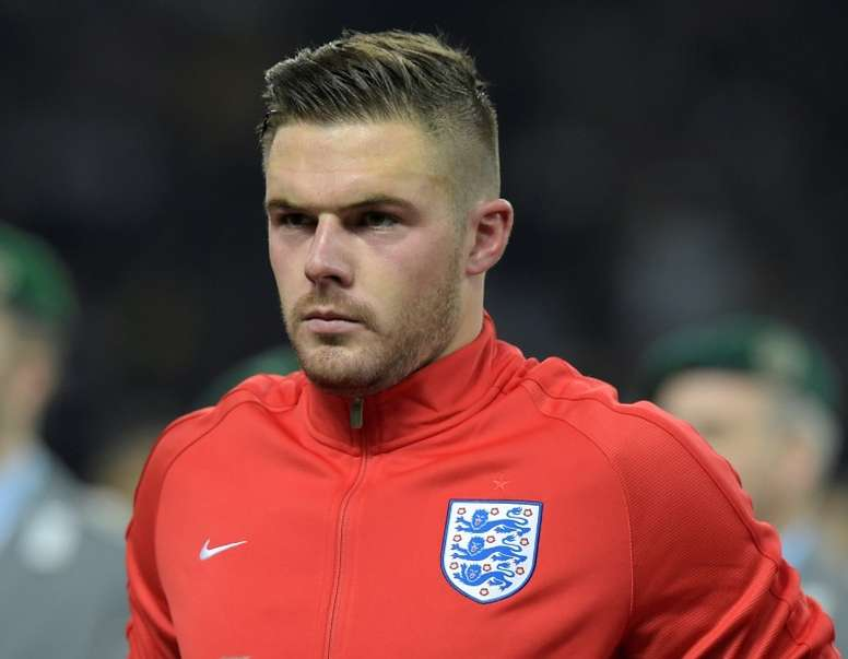 Butland is statistically the PL's worst goalkeeper. AFP