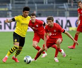 Bundesliga voltou sendo pioneira, segundo o técnico da Alemanha. AFP