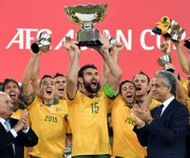 There have been rumblings across Asia that Australia shouldn't be in the tournament. AFP