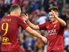 El Shaarawy ensured Roma took home all the spoils. GOAL