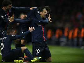 PSG are unbeaten in 35 league games and cruising towards a fourth straight French title, with a mammoth 24-point gap separating themselves and nearest challengers Monaco
