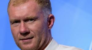 Scholes n'est plus entraîneur d'Oldham. AFP