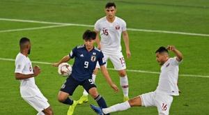 Salzburg confirma interesse do Liverpool em atacante japonês. AFP