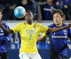 Ramires serait proche d'un retour en Europe. AFP