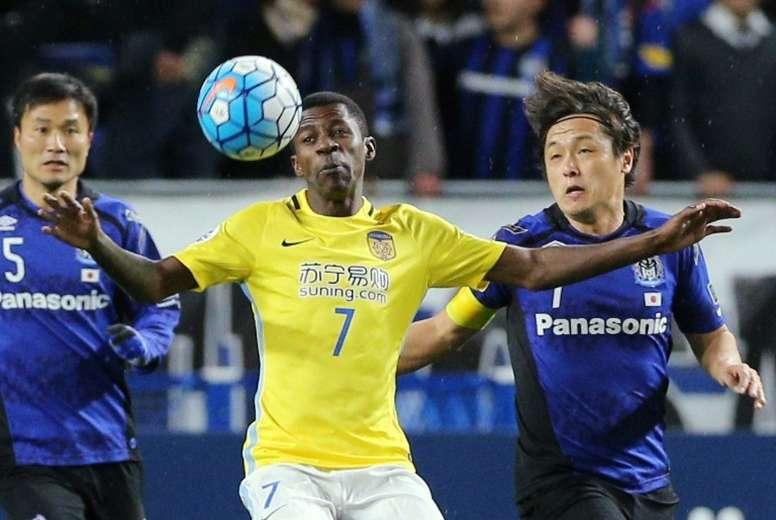 De héroe del Chelsea campeón de Europa a estar sin equipo a los 32 años. AFP