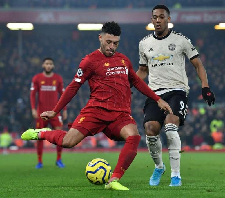 United y Liverpool ya juegan este fin de semana en la Premier. AFP