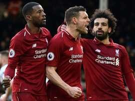 Liverpool va renforcer ses cages avec Winterbottom. AFP