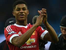 Young striker Marcus Rashford has made a major impact for Manchester United this season. BeSoccer