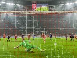 34 penaltys lors d'une séance de tirs au but en Angleterre. AFP