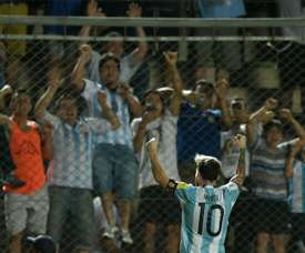Lionel Messi was instrumental in Argentinas win over Colombia