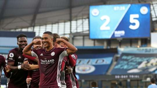 Three talking points from the Premier League. AFP