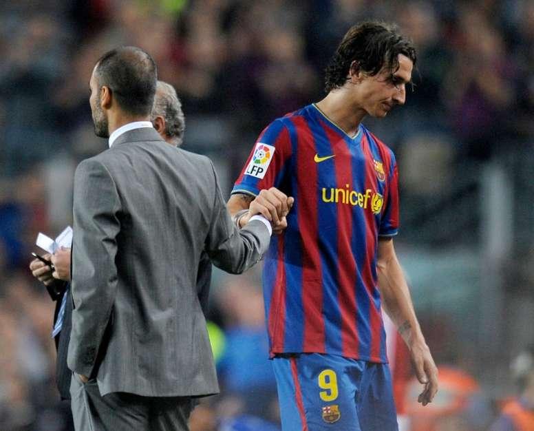 El Barça, la espina que aún tiene clavada Ibra - BeSoccer