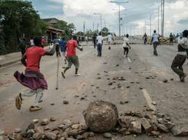 African tournament dedicated to Kenyan peace. AFP