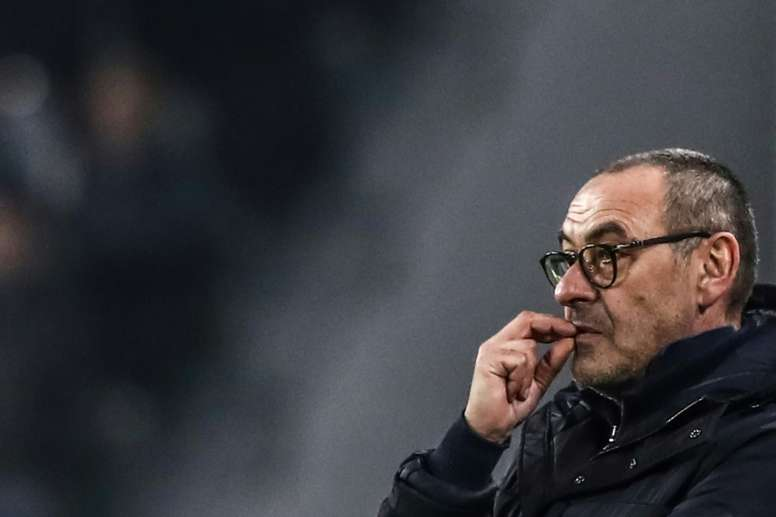 Maurizio Sarri returns to Napoli, the club he coached for three seasons until 2018