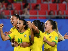 Marta may not be able to play all 90 minutes against France. AFP