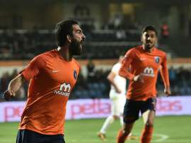 Turan has received a lengthy suspension. AFP