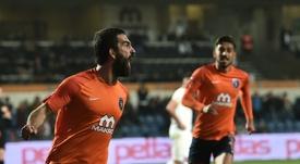Arda Turan pourrait revenir au Barça. AFP