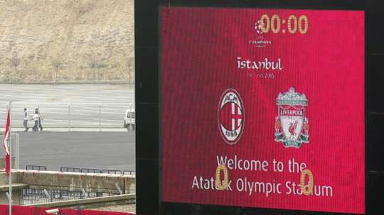The Turkish FA say that their CL final will go off without a hitch. AFP