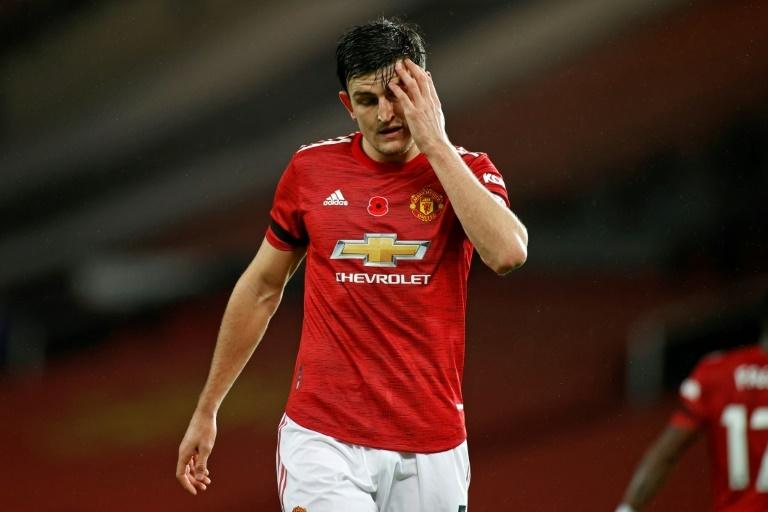 Maguire denies lack of leadership at Man Utd