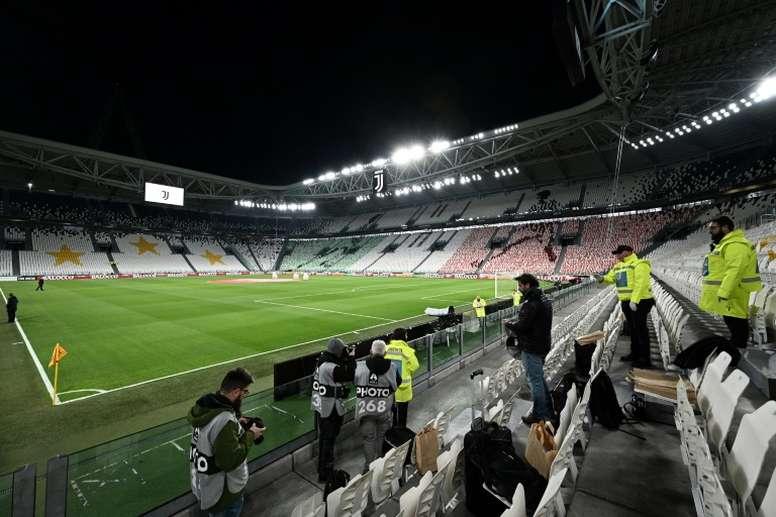 La Serie A tiene grandes pérdidas económicas. AFP