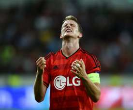 Bayer Leverkusen have announced their captain will be unavailable until the new year. EFE