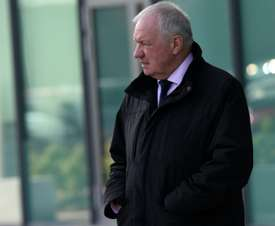 Duckenfield pleaded not guilty to charges of manslaughter. AFP