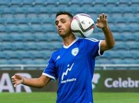 Zahavi podría dejar la Liga China por la Premier. AFP