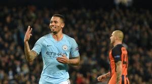 Manchester City e Shakhtar Donetsk têm titulares confirmados. AFP