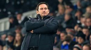 El Derby County ya es equipo de cuarta ronda de FA Cup. AFP