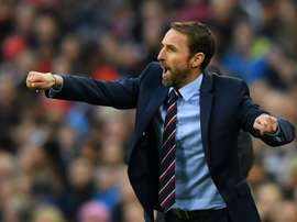 Southgate's side avoided the likes of Germany. AFP