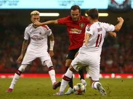 Mata urges United to find killer instinct. AFP