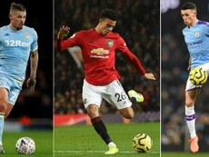 Five Premier League rising stars
