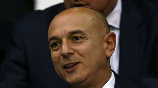 Tottenham chariman Daniel Levy has calmed fears of their new ground impacting transfers.  AFP
