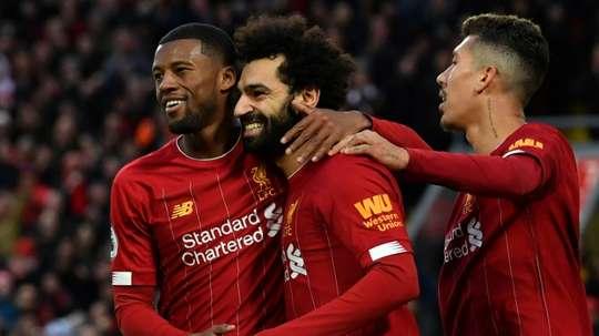 Liverpool eye record-breaking win as top-four battle heats up