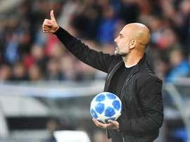 El técnico también habló de una posible aventura en Italia. AFP