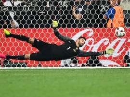 Guardião do Sporting tem sido associado a vários clubes desde o excelente Europeu. AFP