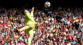Hart has struggled for game time recently. AFP