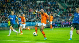 Babel double boosts Netherlands Euro hopes in Estonia win.