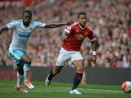 El congoleño será baja en el Newcastle. AFP