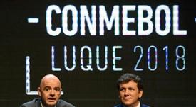 La FIFA ya tiene nueva propuesta. AFP